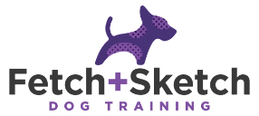 Fetch+Sketch Logo